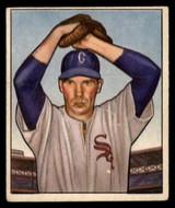1950 Bowman #5 Bob Kuzava EX++ RC Rookie ID: 92089