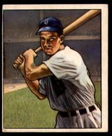1950 Bowman #9 Vic Wertz EX