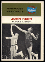 1961-62 Fleer #56 John Kerr EX/NM