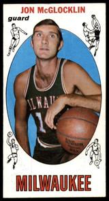 1969-70 Topps #14 Jon McGlocklin EX++ RC Rookie ID: 80706
