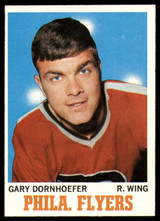 1970-71 Topps #85 Gary Dornhoefer Near Mint  ID: 152424