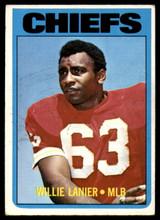 1972 Topps #35 Willie Lanier Excellent+