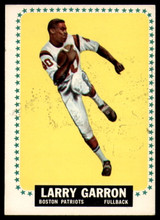 1964 Topps #10 Larry Garron Excellent+