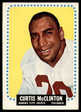1964 Topps #103 Curtis McClinton EX++ Excellent++  ID: 121533
