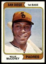 1974 Topps #250 Willie McCovey VG Very Good