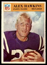 1966 Philadelphia #6 Alex Hawkins Near Mint+  ID: 130517
