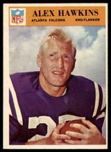 1966 Philadelphia #6 Alex Hawkins Near Mint+  ID: 130518