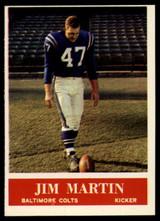 1964 Philadelphia #5 Jim Martin NM Near Mint