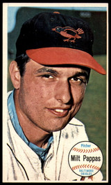 1964 Topps Giants #5 Milt Pappas Near Mint  ID: 182840