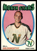 1971-72 Topps #55 Bill Goldsworthy Near Mint  ID: 152634