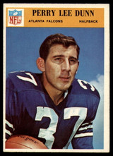 1966 Philadelphia #4 Perry Lee Dunn Near Mint  ID: 140631