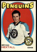 1971-72 Topps #16 Bryan Hextall Near Mint