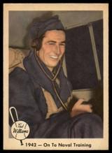 1959 Fleer Ted Williams #20 1942 - On To Naval Training NM-MT ID: 53017