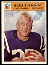 1966 Philadelphia #6 Alex Hawkins NM+