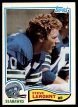 1982 Topps #249 Steve Largent NM-Mint  ID: 151445