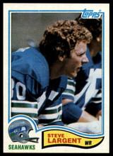 1982 Topps #249 Steve Largent NM-Mint  ID: 151447
