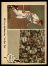 1959 Fleer Ted Williams #62 1958 - 6th Batting Title For Ted NM-MT ID: 52960
