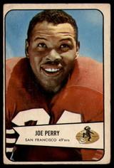1954 Bowman #6 Joe Perry EX Excellent