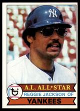 1979 Topps #700 Reggie Jackson DP Excellent+  ID: 152226