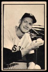 1953 Bowman Black and White #29 Sid Hudson VG Very Good