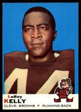 1969 Topps #1 Leroy Kelly EX/NM ID: 52100