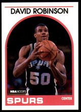 1989-90 Hoops #310 David Robinson NM-Mint  ID: 190128