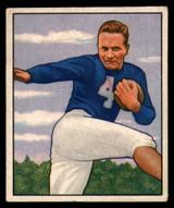 1950 Bowman #50 Mike Swistowicz EX