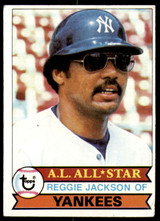1979 Topps #700 Reggie Jackson DP Very Good  ID: 186059