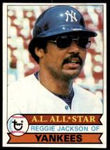 1979 Topps #700 Reggie Jackson DP Very Good  ID: 186060