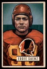 1951 Bowman #142 Eddie Saenz EX++ Excellent++