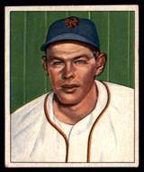 1950 Bowman #118 Clint Hartung EX/NM