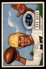 1951 Bowman #131 Bob Gage EX