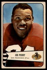 1954 Bowman #6 Joe Perry VG Very Good