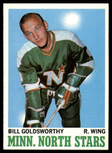 1970-71 Topps #46 Bill Goldsworthy Ex-Mint
