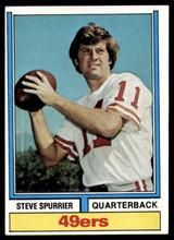 1974 Topps #215 Steve Spurrier EX/NM  ID: 95859