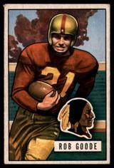 1951 Bowman #36 Bob Goode EX Excellent