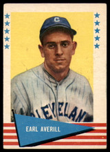 1961 Fleer #5 Earl Averill EX++ Excellent++