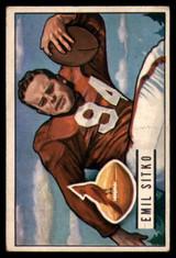 1951 Bowman #139 Emil Sitko EX Excellent