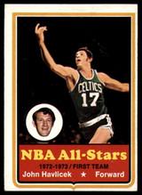 1973-74 Topps #20 John Havlicek EX/NM ID: 78041