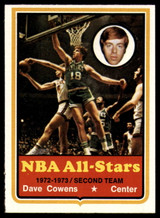 1973-74 Topps #40 Dave Cowens NM+