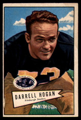 1952 Bowman Small #118 Darrell Hogan VG Very Good  ID: 96254