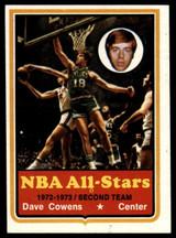 1973-74 Topps #40 Dave Cowens NM Near Mint