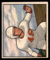 1950 Bowman #104 Dick Hensley VG/EX