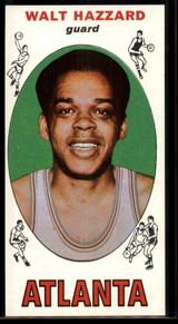 1969-70 Topps #27 Walt Hazzard NM++ RC Rookie