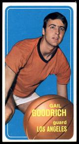 1970-71 Topps #93 Gail Goodrich EX++ ID: 74451