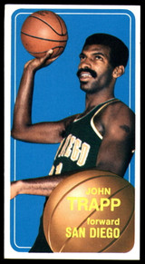 1970-71 Topps #12 John Trapp Excellent+  ID: 178725