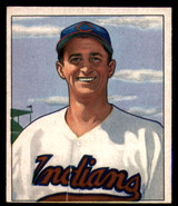 1950 Bowman #132 James Vernon EX++