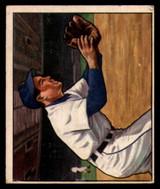 1950 Bowman #240 Eddie Lake EX++ ID: 71054
