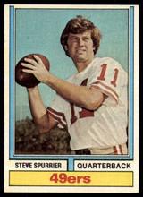 1974 Topps #215 Steve Spurrier EX/NM ID: 76193