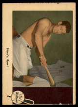 1959 Fleer Ted Williams #74 Here's How! EX Excellent